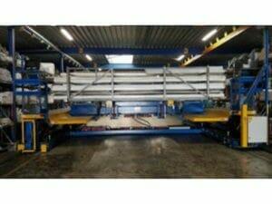 Storage and retrieval equipment