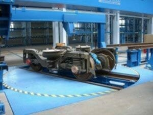 Bogie lifting systems