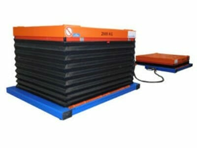 Figure Scissor lifting table