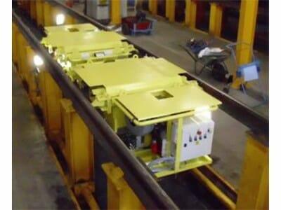 Tandem design for machining bogs