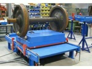 Wheelset handling systems