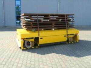 Zware transportvoertuigen groter dan 10 ton