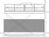 variante 1 autoheber autolift vor wand