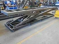 Foto Hot-range hub tafels