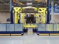 Movable lifting work platforms large