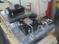 Photo Hydraulic unit