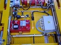 Photo Hydraulic control