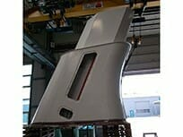 Photo Telescopic chimney