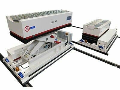 Abbildung Papier und Kunststoff Coiltransporter