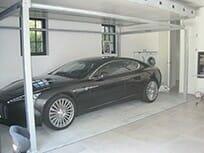 Foto Autoheber für Garage