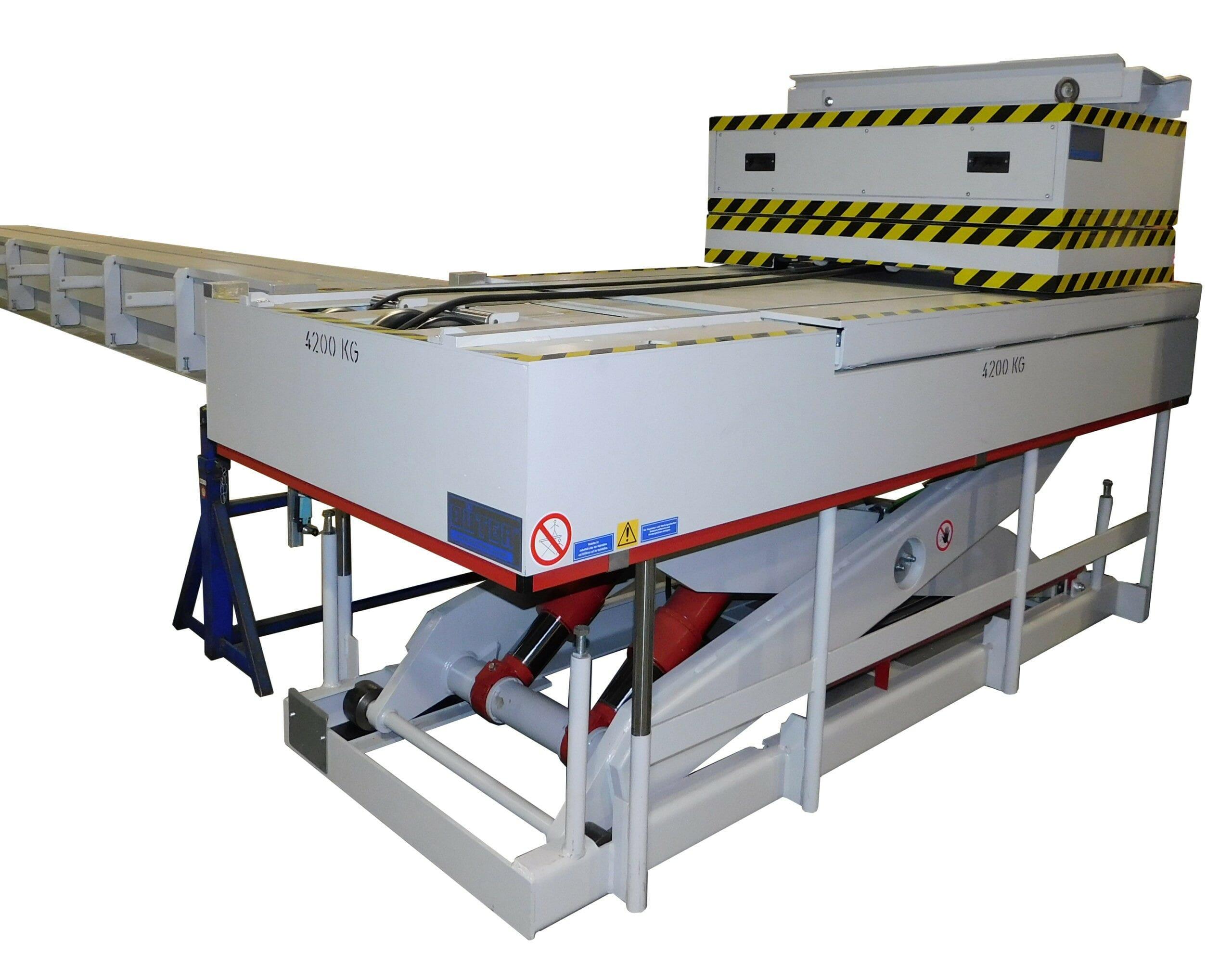 Abbildung Papier und Kunststoff Coiltransporter groß
