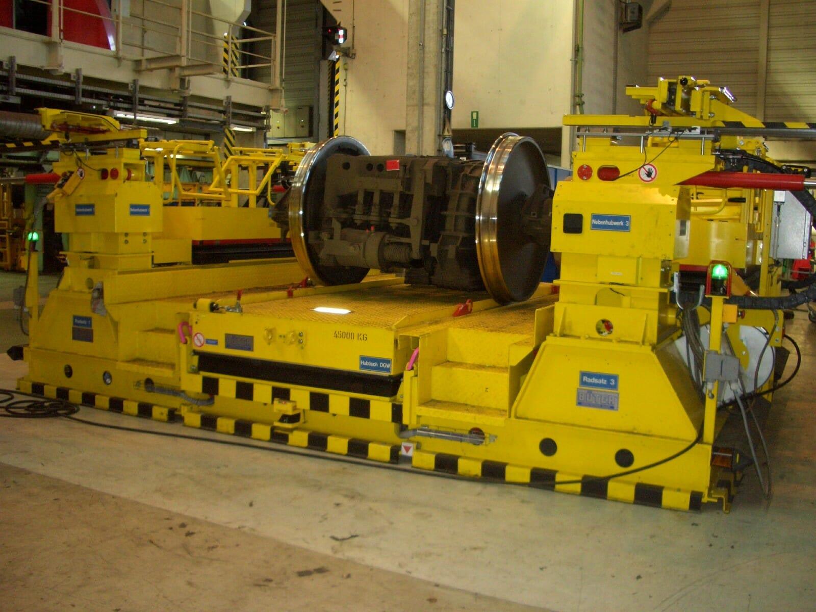 Abbildung Schwerlasttransporter größer 10 Tonnen
