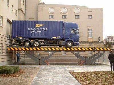 Figure Truck Lifter