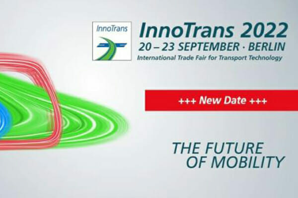 InnoTrans 2022 in Berlijn